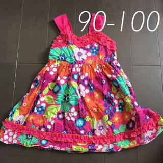 子供のドレス 90-100(ドレス/フォーマル)