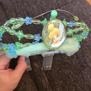 ディズニー(Disney)のティンカーベル ハロウィン 髪かざり(その他)