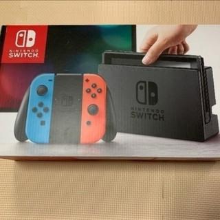 Nintendo Switch - Nintendo Switch ネオンブルー 任天堂 スイッチ ニンテンドー