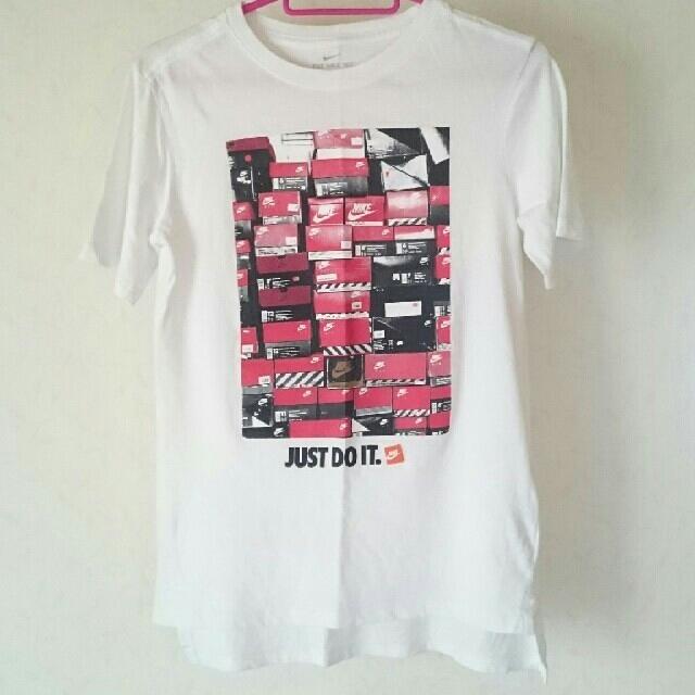NIKE(ナイキ)のナイキ Tシャツ ジュニアサイズL(160) キッズ/ベビー/マタニティのキッズ服 男の子用(90cm~)(Tシャツ/カットソー)の商品写真