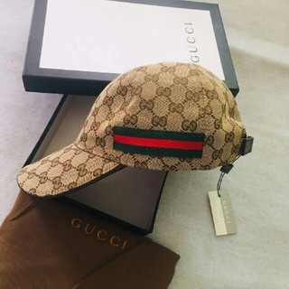 Gucci - GUCCI  キャップ  男女兼用
