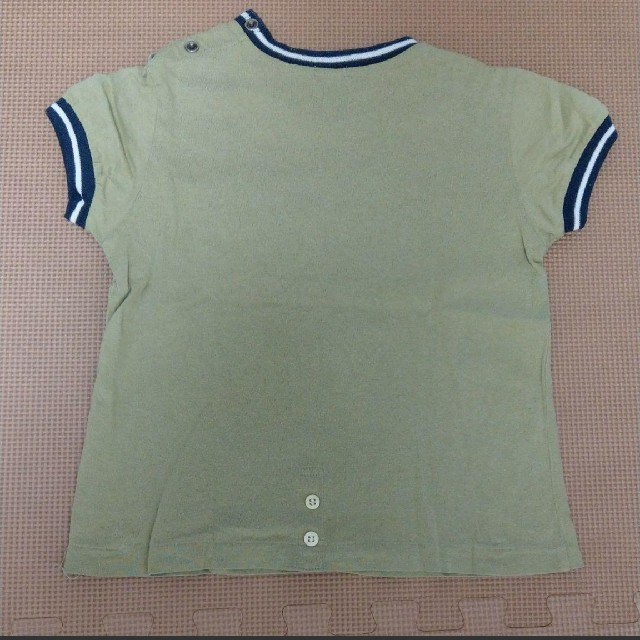 ベビーキッズ Tシャツ95 キッズ/ベビー/マタニティのキッズ服 男の子用(90cm~)(Tシャツ/カットソー)の商品写真