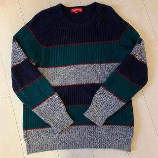 Supreme - supreme Rib Crewneck Sweater 14aw シュプリーム