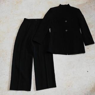ジャンフランコフェレ(Gianfranco FERRE)の美品ジャンフランコフェレスタジオ格好いいパンツスーツ、サイズI38,S(スーツ)