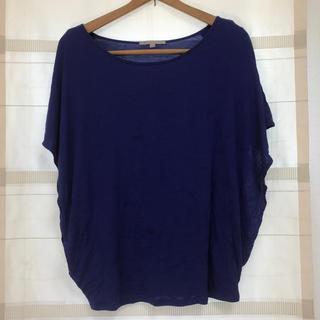 ギャップ(GAP)のGap ブルーシャツ(Tシャツ(半袖/袖なし))