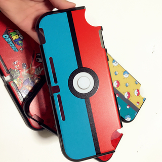 Nintendo Switch Lite用 保護ケース 硬く強く PC素材(家庭用ゲーム機本体)