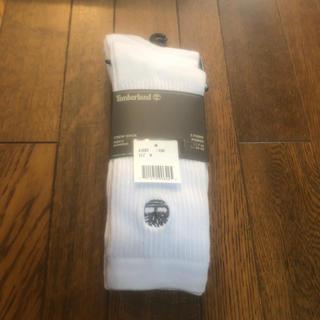 ティンバーランド(Timberland)の新品 3足セット Timberland Crew Sock men's (ソックス)