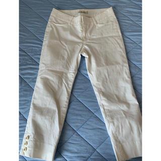 クリアインプレッション(CLEAR IMPRESSION)の白色パンツ(カジュアルパンツ)