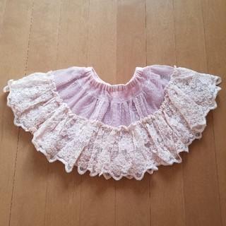 Souris - 【早い者勝ち!美品な中古!!】Souris レーススカート♡