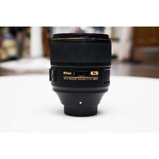 Nikon -  AF-S NIKKOR 105mm F1.4E ED