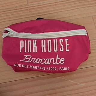ピンクハウス(PINK HOUSE)のピンクハウス ウエストポーチ(ボディバッグ/ウエストポーチ)