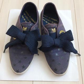 adidas - ☆adidas *リレースロー*23cm☆
