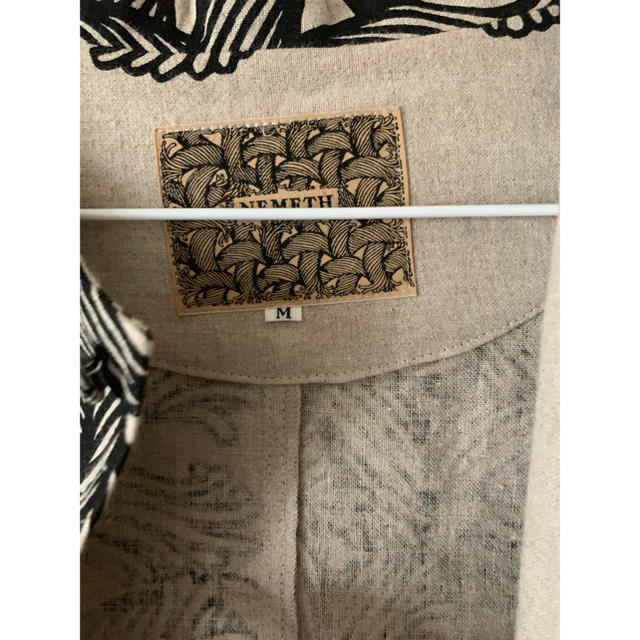 COMME des GARCONS HOMME PLUS(コムデギャルソンオムプリュス)のクリストファーネメス ジャケット メンズのジャケット/アウター(ノーカラージャケット)の商品写真