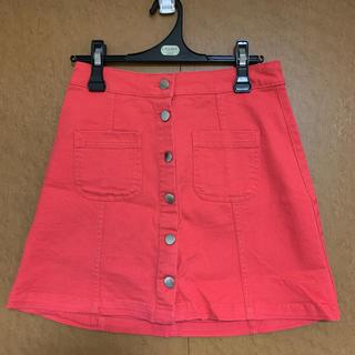 H&M - デニムスカート