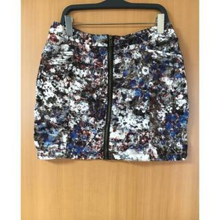 グレイル(GRL)のGRLジッパー付きスカート(ミニスカート)