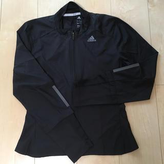 adidas - アディダス レディースSサイズ ランニングジャケット
