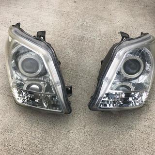 スズキ - ワゴンR ヘッドライト