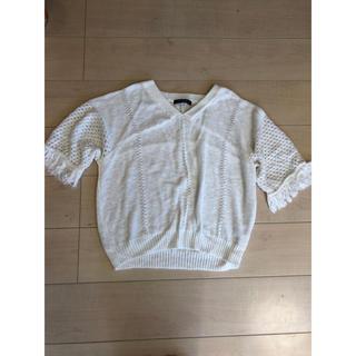 ダブルクローゼット(w closet)の新品未使用!夏物セール中(Tシャツ/カットソー(半袖/袖なし))