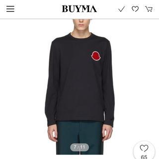 モンクレール(MONCLER)のモンクレール ロゴT(Tシャツ/カットソー(七分/長袖))