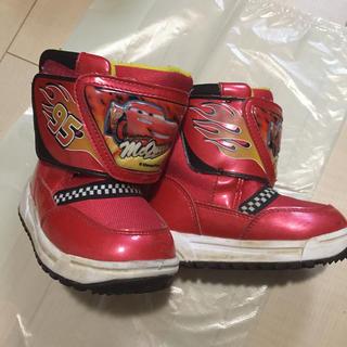 ムーンスター(MOONSTAR )のカーズ  ブーツ 15センチ(ブーツ)