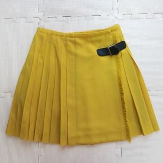 マカフィー(MACPHEE)のマカフィー プリーツスカート 34(ミニスカート)