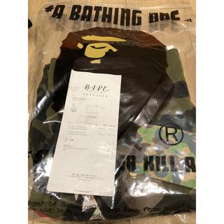 A BATHING APE - 新品未使用 bape shark pant abccamo 3XLサイズ