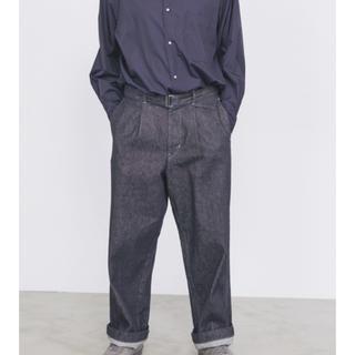 コモリ(COMOLI)のgraphpaper デニムパンツ(デニム/ジーンズ)