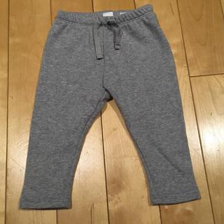 ベビーギャップ(babyGAP)のベビーギャップ 裏起毛 スウェット パンツ 70サイズ 未使用(パンツ)