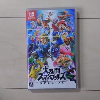 Nintendo Switch - 大乱闘スマッシュブラザーズ SPECIAL