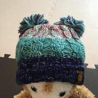 エフオーキッズ(F.O.KIDS)の子供 ニット帽(帽子)