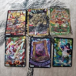 デュエルマスターズ(デュエルマスターズ)のデュエルマスターズ カード 6枚(シングルカード)