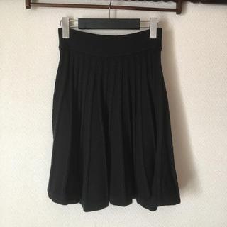 マリリンムーン(MARILYN MOON)のマリリンムーン☆ ニットスカート(ひざ丈スカート)