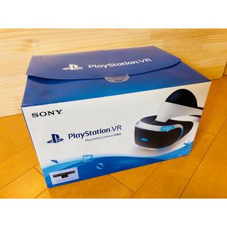PlayStation VR - PlayStation VR CUH-16001 プレステ4 PS4 カメラ同梱