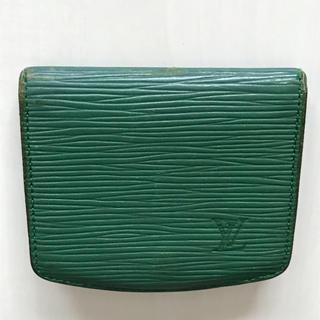 LOUIS VUITTON - Louis Vuitton ルイ・ヴィトン コインケース ハンドメイドパーツ