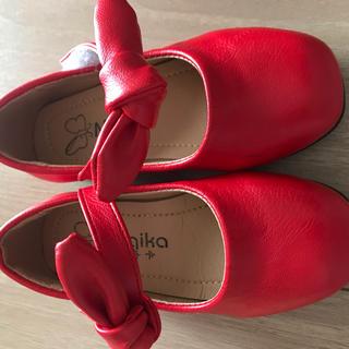 値下げ!発表会用の牛革靴(ローファー/革靴)