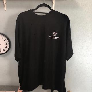 RAF SIMONS - master number Tシャツ