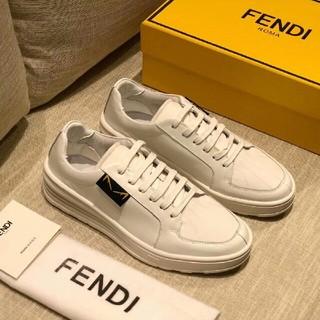 FENDI - FENDI シューズ  24cm-27cm