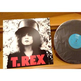 T.REX   1987年   USA盤(ポップス/ロック(洋楽))