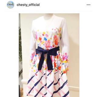 Chesty - chesty☆カシュクールワンピース