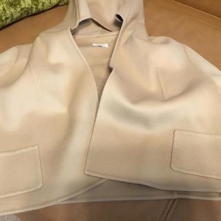 FOXEY - フォクシー40カシミアフード付きショートジャケット、コートワンピースルネ十和子