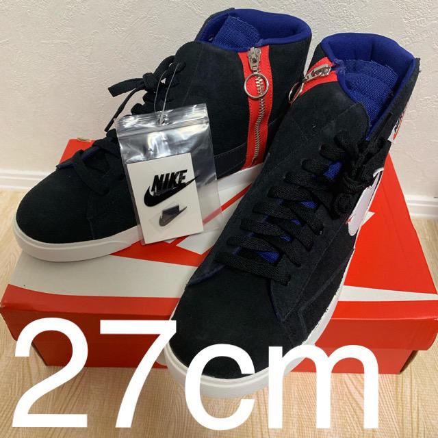 NIKE(ナイキ)の◇W BLAZER MID REBEL  ブレーザー 27センチ レディースの靴/シューズ(スニーカー)の商品写真