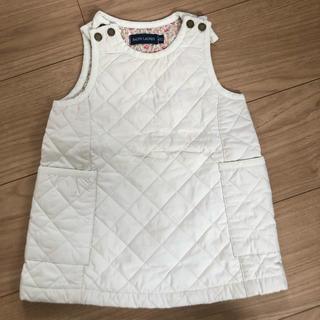 Ralph Lauren - ★ラルフローレン★キルティングジャンパースカート