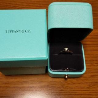 ティファニー(Tiffany & Co.)のTIFFANYダイヤモンドリング(リング(指輪))