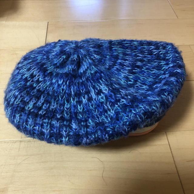 UNIQLO(ユニクロ)のUNIQLO ニットベレー帽 レディースの帽子(ハンチング/ベレー帽)の商品写真