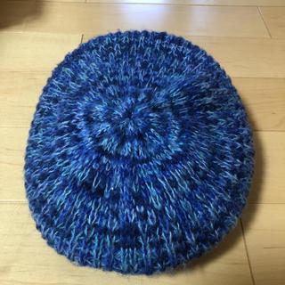 ユニクロ(UNIQLO)のUNIQLO ニットベレー帽(ハンチング/ベレー帽)