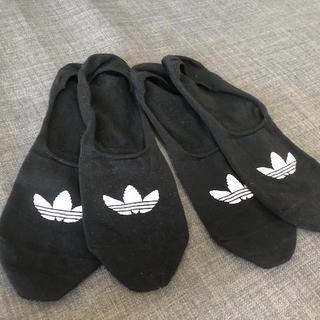 adidas - 即発送 アディダス 靴下 2セット!