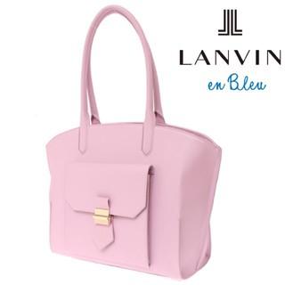 ランバンオンブルー(LANVIN en Bleu)の【新品タグ付き】ランバンオンブルー トートバッグ(トートバッグ)