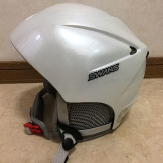 SWANS - SWANS スキー スノーボード ジュニアヘルメット H-40