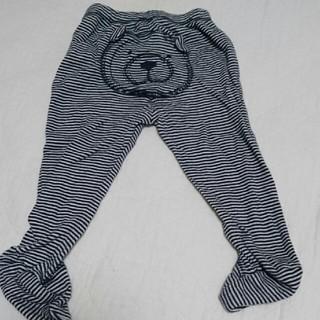 ベビーギャップ(babyGAP)のGAPbaby 足カバー付パンツ 70(パンツ)
