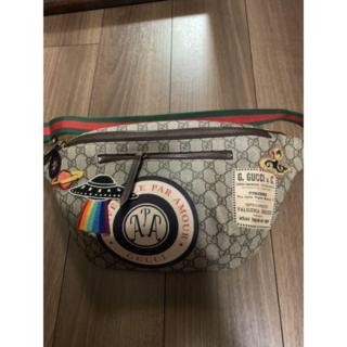Gucci - GUCCI グッチ スプリーム ベルトバッグ ウエストポーチ